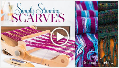 Simply Stunning Scarves with Deborah Jarchow